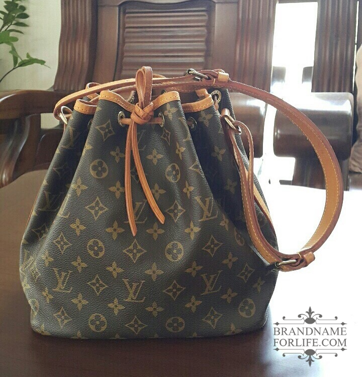 Louis Vuitton Laukku Keskustelu : Authentic pre loved louis vuitton monogram petit noe